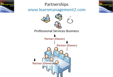 Partnerships Diagram